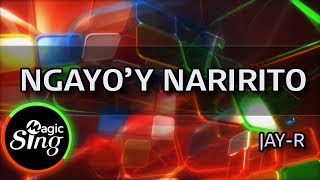 Watch Jayr Ngayoy Naririto video