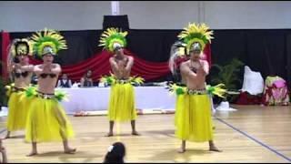 Cook Island Hula Boyz - Push Push