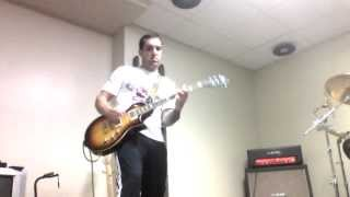 Star spangled banner guitar solo (National anthem)