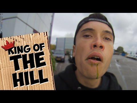 BREEK EEN PLANK HOUT OP JE HOOFD    #ZU5E KING OF THE HILL