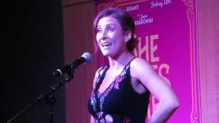 Laura Benanti. She Loves Me in 15 minutes