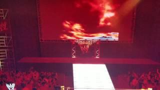 Kane Entrance 2001 - WWE 2K17