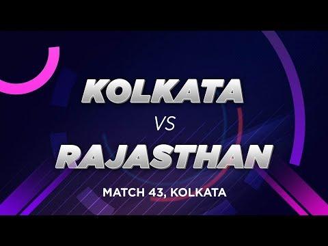 Cricbuzz LIVE: Match 43, Kolkata V Rajasthan, Pre-match Show