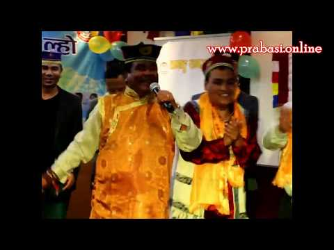 Jaya Nanda Lama in UAE