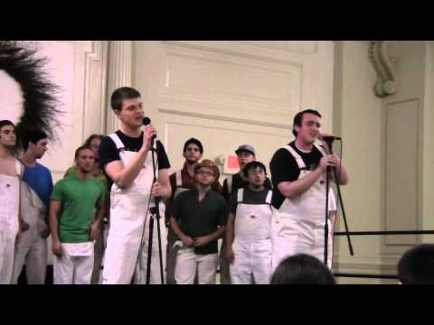 """Haverford College 'Ford S-Chords: """"Feel Again"""" [2014 Fall Semester Show]"""