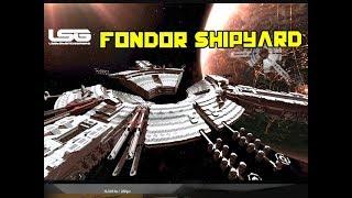 Space Engineers - Fondor Shipyard Star Wars