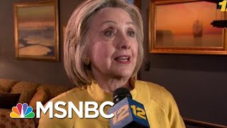 Hillary Clinton, Michael Bloomberg Say They Won't Run For President In 2020 | Hardball | MSNBC