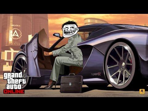 GTA V - Lopkodjunk autókat! :)