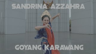 Goyang Karawang Sandrina Azzahra
