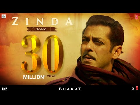 'Zinda' Song - Bharat | Salman Khan | Julius Packiam & Ali Abbas Zafar ft. Vishal Dadlani