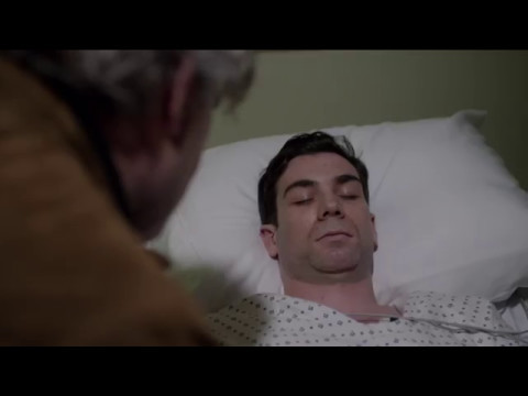 Gay son aks if his father is also gay #2 / beautiful scene  - Shades of Blue (tv series)