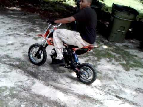 Ssr 110cc dirtbike new youtube publicscrutiny Images