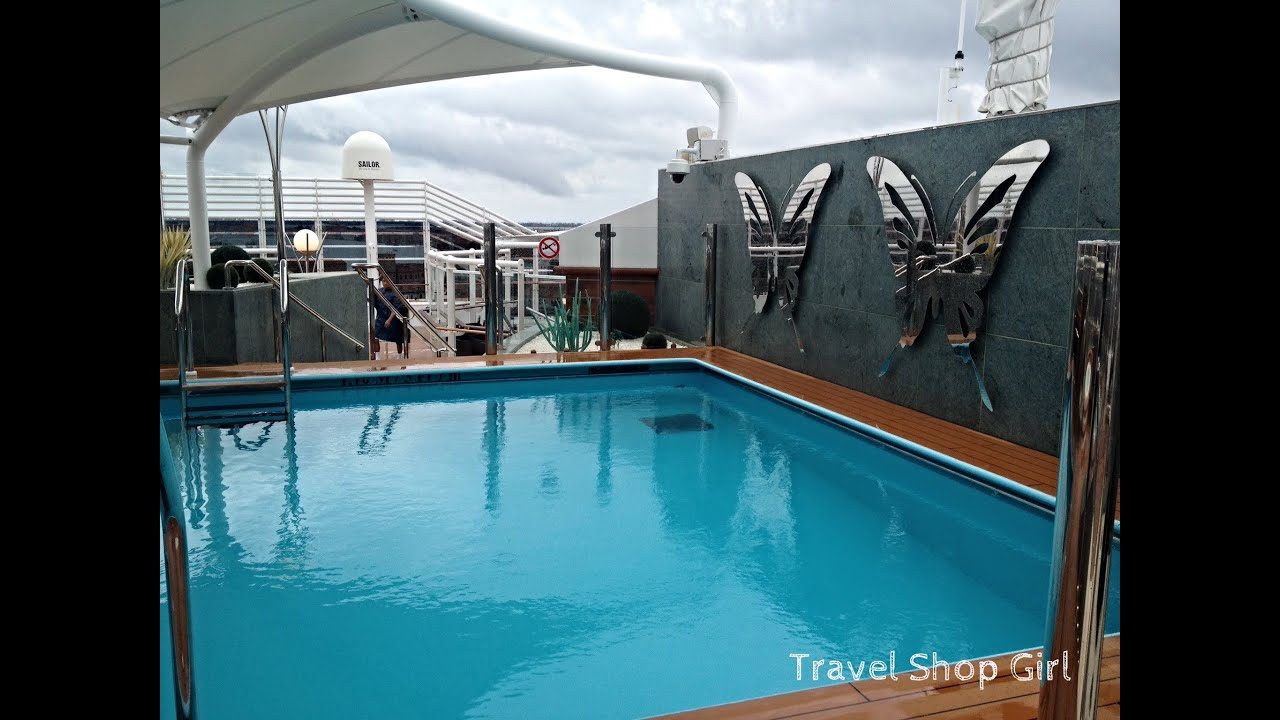 Tour of the MSC Yacht Club and The One Pool on MSC ...
