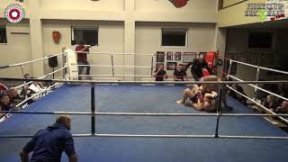 FIGHTCLUB DEN HAAG ON TOUR - Karl Nickel vs Stas Romanov