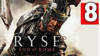 RYSE Son of Rome: Gameplay Walkthrough Part 8 Chapter 5 Let