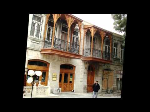 The Visions of Old City - Baku, Azerbaijan