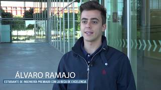 ESTUDIANTES CON TALENTO UAL: Álvaro Ramajo