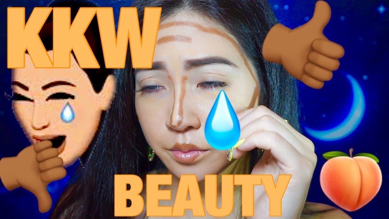 【KKW Magnificence】コントゥアリング失敗?成功?