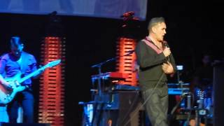 Morrissey Certain People I Know HD - Tilburg 013 29-03-2015