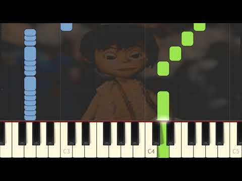 The Little Drummer Boy Easy Piano Tutorial
