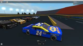 Tour di VIxxterity ROBLOX NASCAR 17'