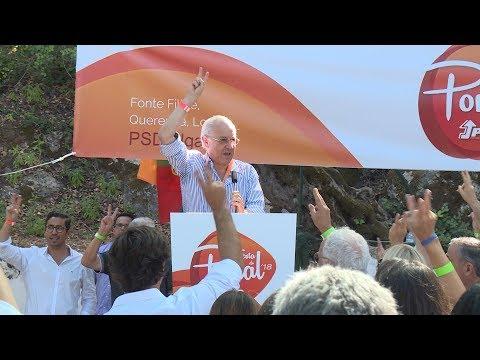 Intervenção de Rui Rio na Festa do Pontal