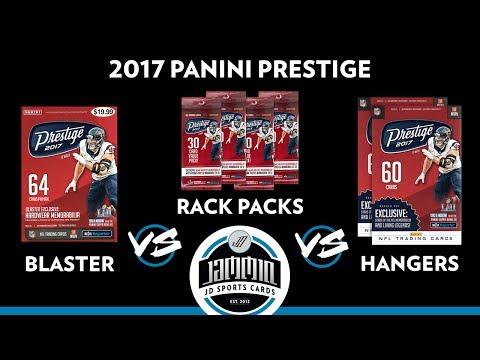 2017 Prestige Retail Versus Break - HELMET CARD!!!