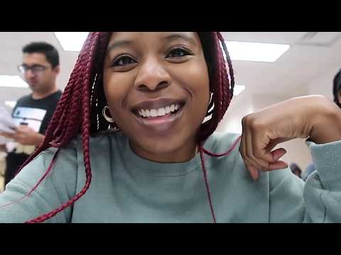 Day in the Life at University of Oklahoma   (protests, engineering, & lots of food)