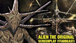Alien The Original Screenplay - Alien Lore - History & Origins of the Space Jockey - StarBeast