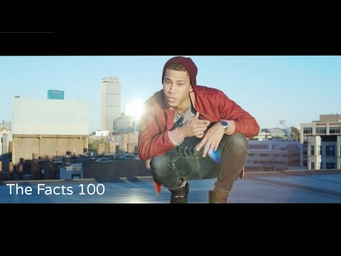 The Facts 100 | Official Video | Jahrek