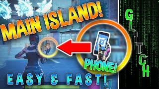 How to Get to The Main Island in Fortnite Creative Mode! *WORKING AFTER PATCH*