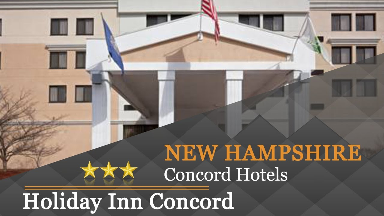Holiday Inn Concord   Concord Hotels, New Hampshire