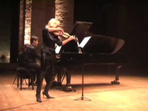 Thierry Huillet Fuga-Tango by Clara Cernat and Thierry Huillet live
