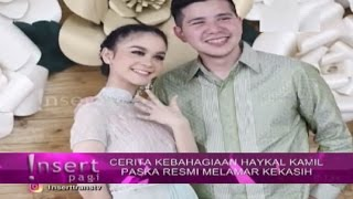 LAMARAN!!!! Haykal Kamil Dan Namirah Resmi BerTunangan ~ Gosip Terbaru 15 November 2016