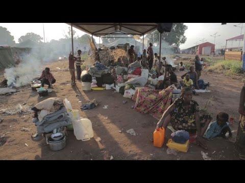 Over 20,000 DRCongo refugees flee into northern Angola