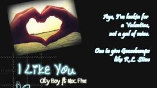 City Boy ft Moc Five - I Like You PLUS DL & LYRICS