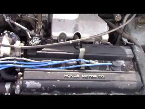 Honda Cr V 2000 Engine Crank But Won T Start