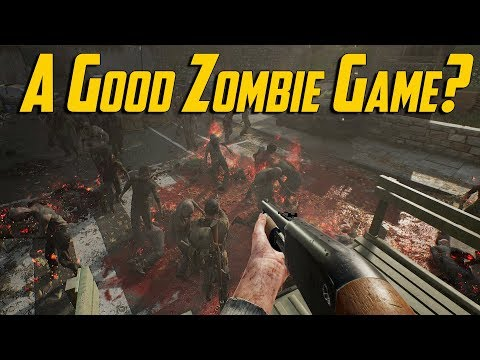 Overkill's Walking Dead - A Good Zombie Game?