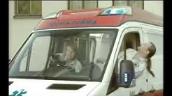 Funny Ambulance Defibrillator Commercial Advertisement from Dutch Centraal Beheer Insurance 2010