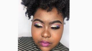 Recreating a makeup look | A'keria Lewis