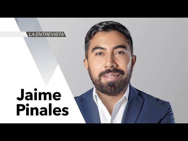 #LaEntrevista: Jaime Pinales Rodríguez, Director de Desarrollo Económico y Social de Guadalupe