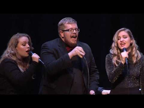 Signed, Sealed, Delivered performed by the Mason Jazz Vocal Ensemble