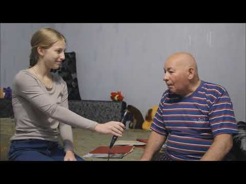 Автор Лысых Екатерина Герой Кульков Владимир Дмитриевич