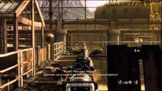 RESISTANCE  2 PlayStation 3 GamePlay