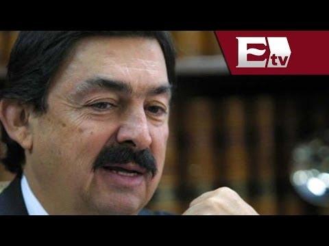 Orden de aprehensión de Napoleón Gómez Urritia es ejecutable / Excélsior Informa