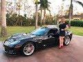 SOLD FOR SALE! 2006 Chevrolet Corvette Z06, 1 owner, only 30K Miles, for sale by Autohaus of Naples