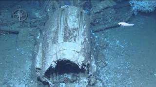 Mediterranean Wreck: World War II Airplane | Nautilus Live
