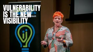Vulnerability Is The New Visibility | Simone de Haas