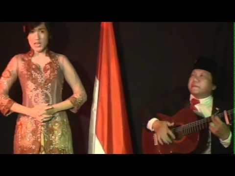 GUGUR BUNGA - Ismail Marzuki - Lianto tjahjoputro & Intan Mayadewi Tjahjaputra.flv