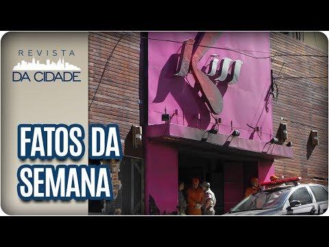 5 Anos Da Tragédia Da Boate Kiss - Revista Da Cidade (30/01/18)